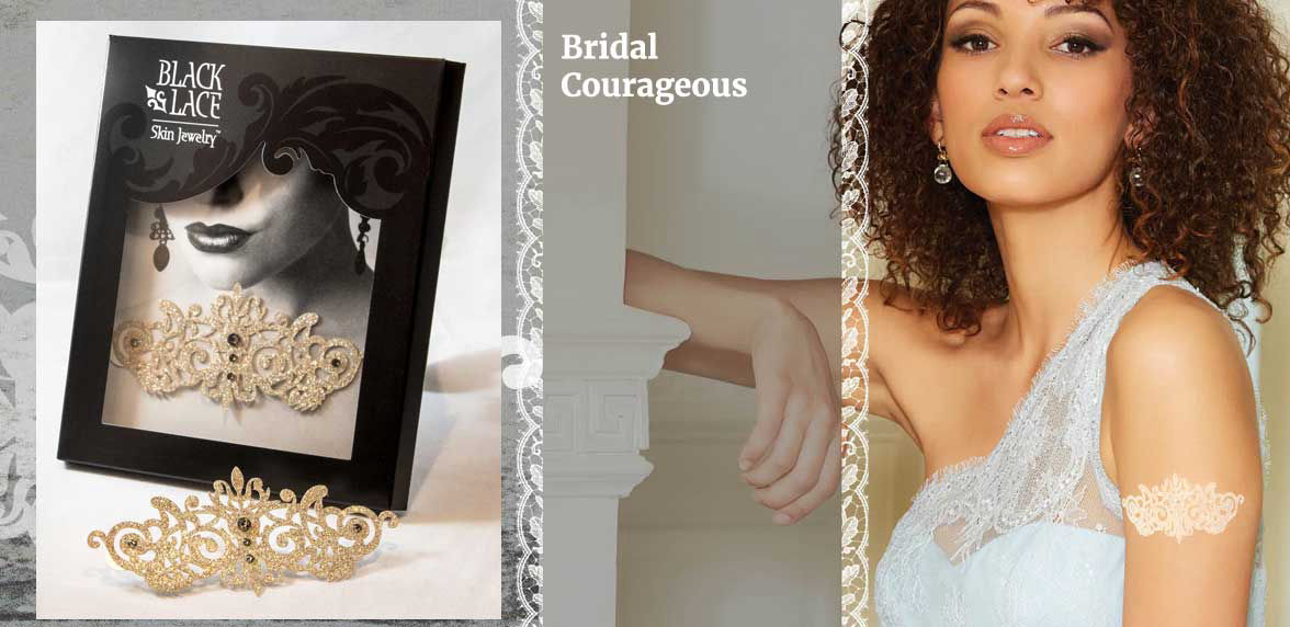 Bridal Courageous